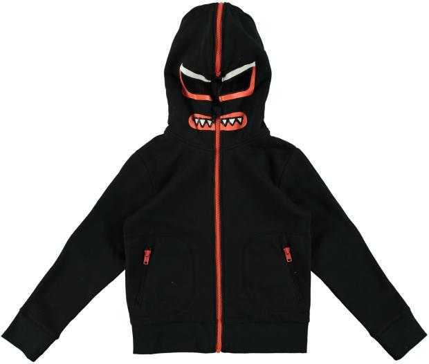 Jack-o'-lantern hoodie, £91