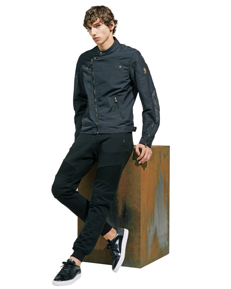 Belstaff nylon Rebel biker jacket, £475