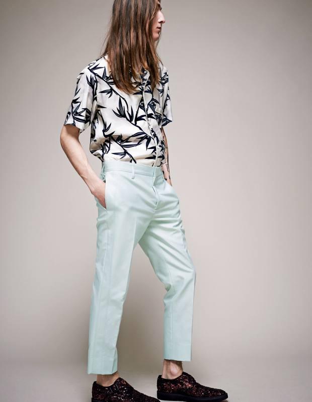 Marc Jacobs cotton shirt, £305