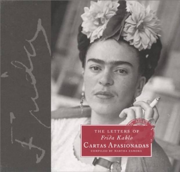 Nagel enjoyed The Letters of Frida Kahlo: Cartas Apasionadas by Martha Zamora