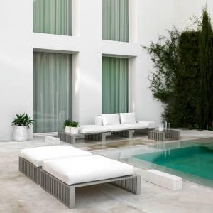 Romero Vallejo for Gandiablasco Docks range, £2,740 for a two-seater sofa.