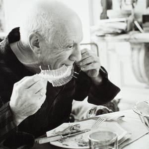 Pablo Picasso was a passionate gourmet