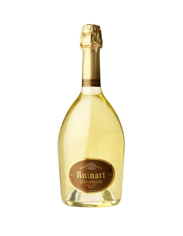Ruinart Blanc de Blancs Champagne, £60
