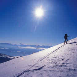 Norway's Lyngen Alps