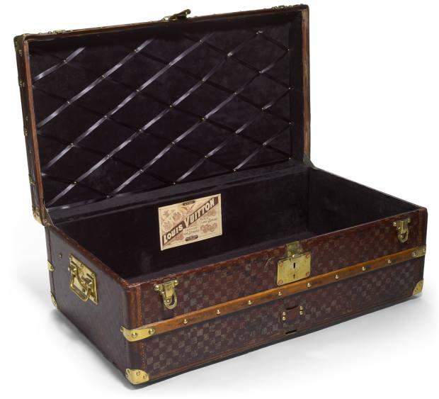 Louis Vuitton motoring trunk, £10,000-£15,000