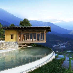 Six Senses' lodge in Punakha, Bhutan, is one of threewhose launch isimminent