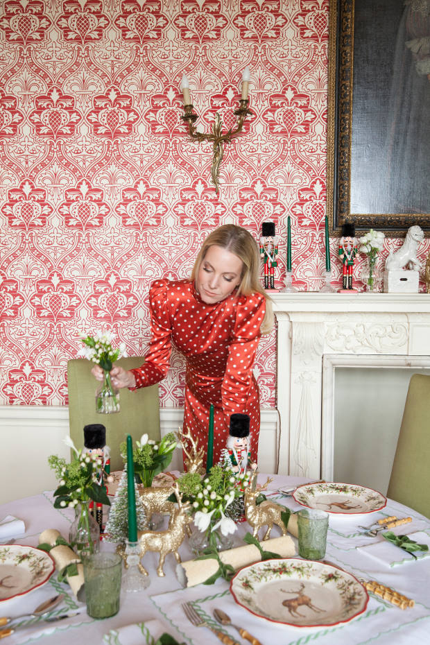 Alice Naylor-Leyland has set up a service selling everything you need to recreate her pretty and whimsical schemes