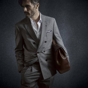 Brunello Cucinelli wool suit, £2,330