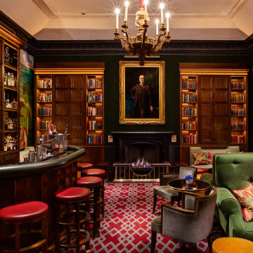 Spaces from The Horseshoe Bar to The Lord Mayor's Lounge have been revamped