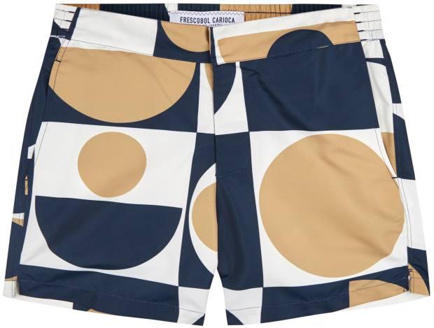 Frescobol Carioca Copic Classic swim shorts, £155
