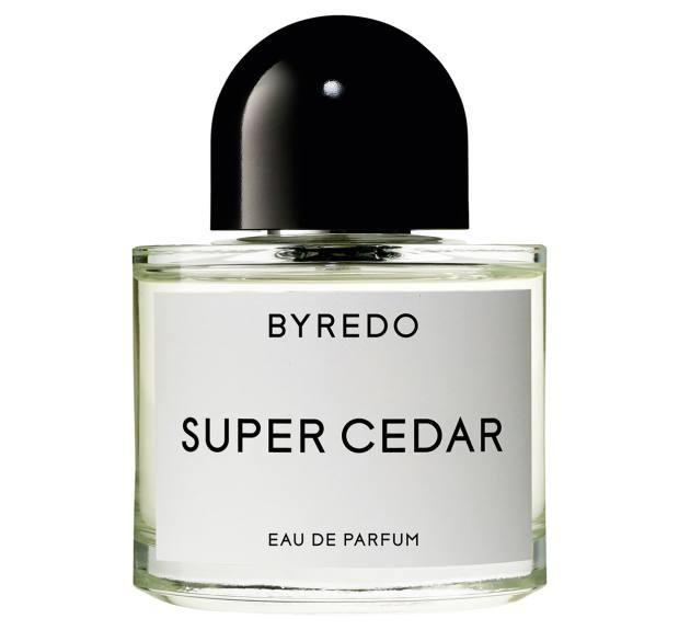 Byredo Super Cedar eau de parfum, £142 for 100ml
