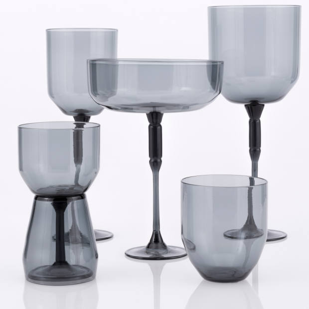 The oversized Glut glassware, €80-€440