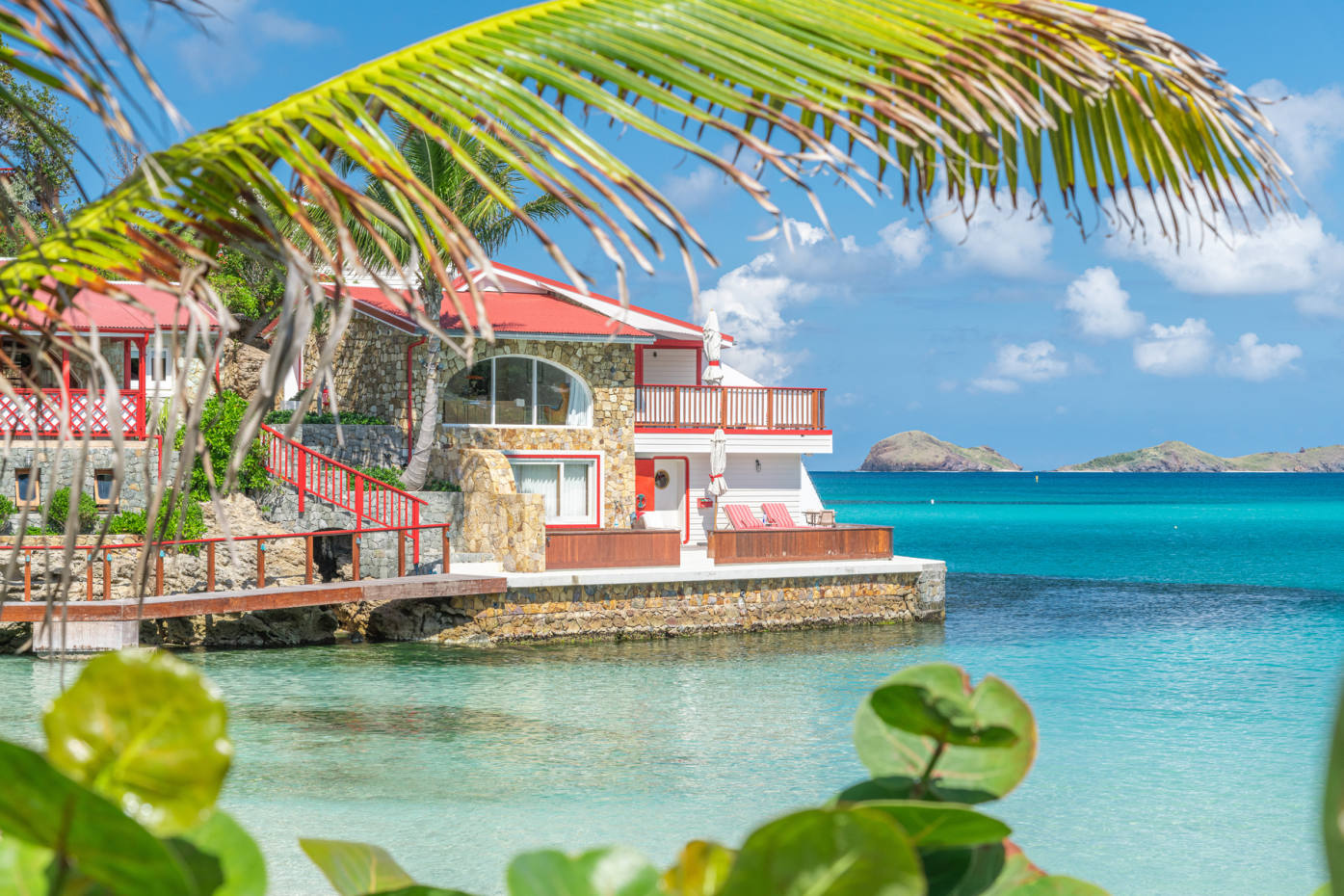Eden Being, the e-shop for Eden Rock in St Barths, is the destination if you're dreaming of far-flung shores