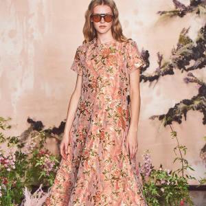 Malene Oddershede Bach Alkaloid dress, £990