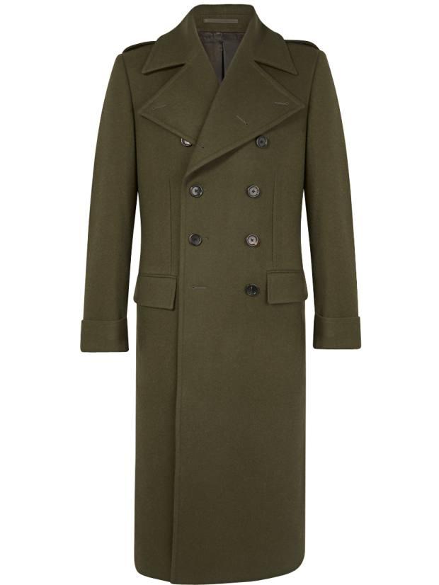 New & Lingwood lambswool Althorpcoat, £1,500