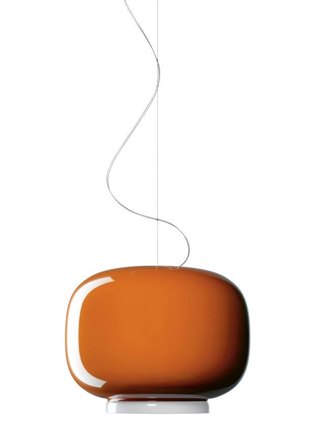Foscarini Chouchin 1 mini pendant lamp, £253, from aram.co.uk