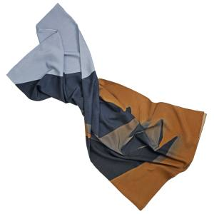 Akris scarf in cashmere/silk, £465