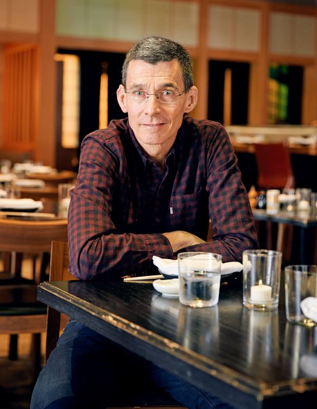 Levi Strauss president and CEO Chip Bergh