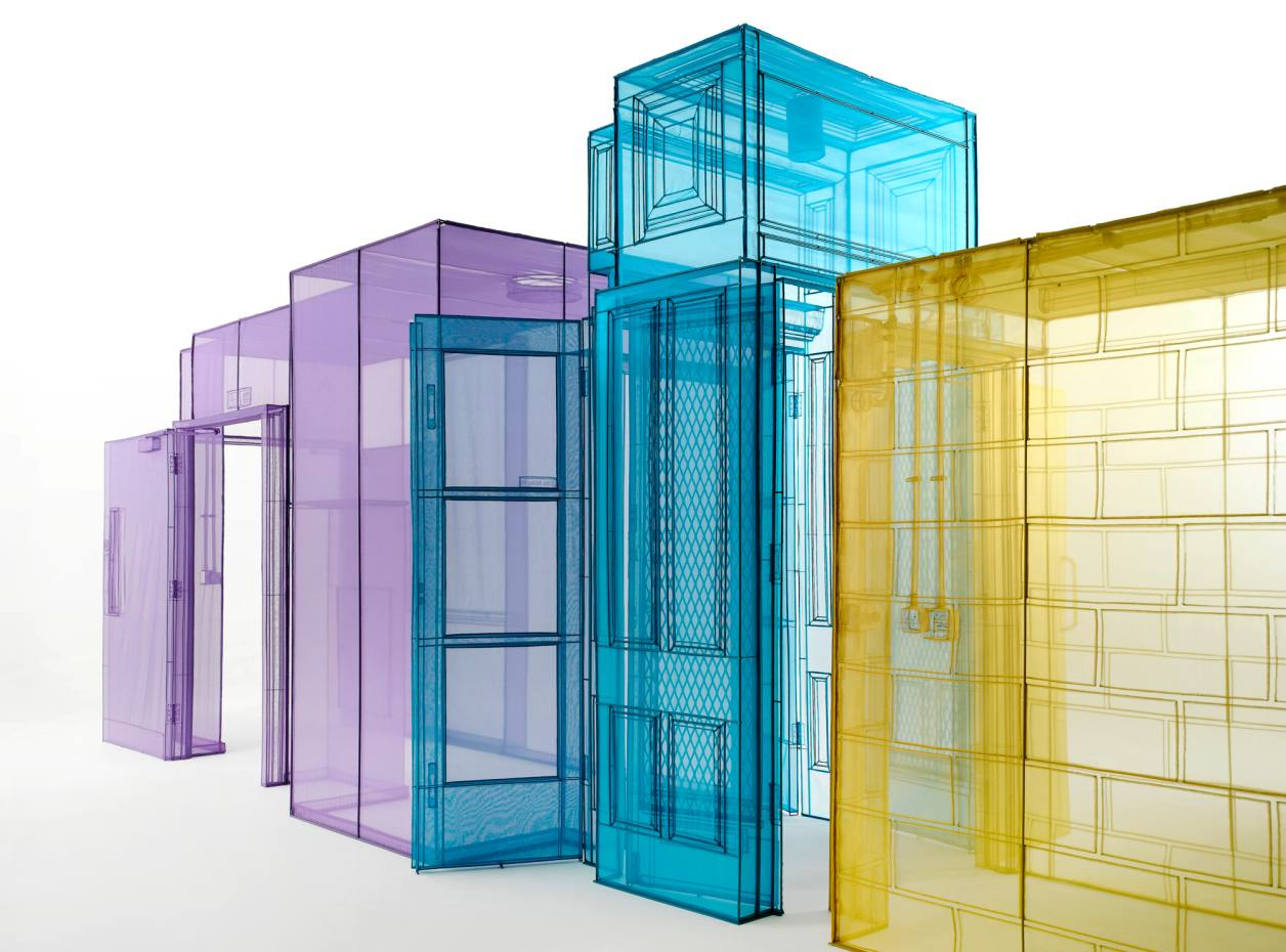 Passage/s by Do Ho Suh