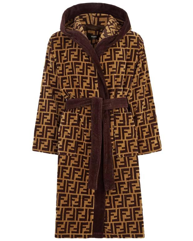 Fendi bathrobe, £690