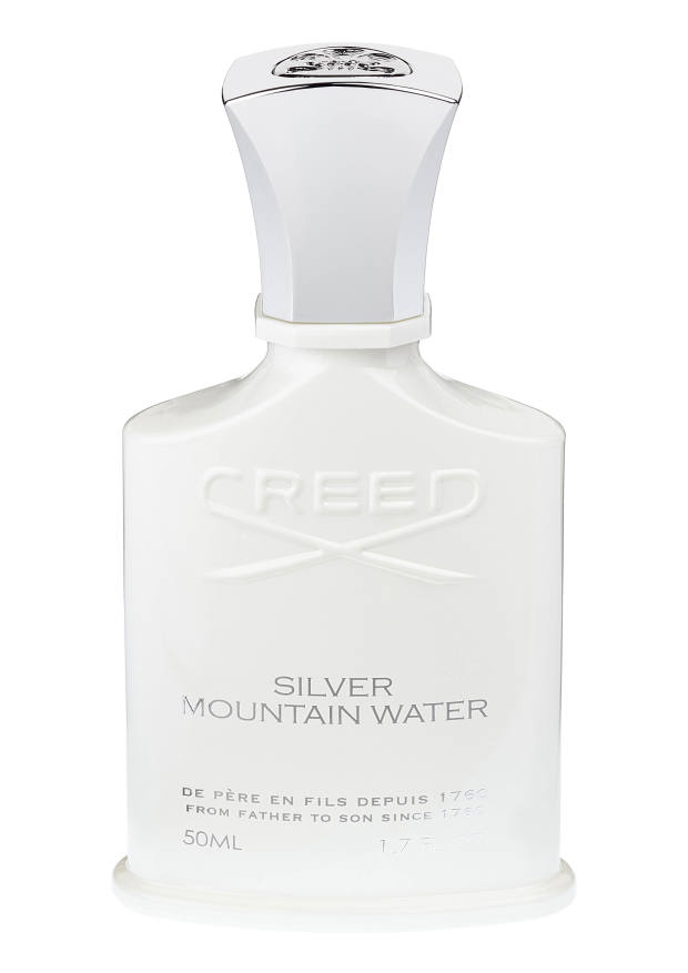 Creed Silver Mountain Water, £155 for 50ml