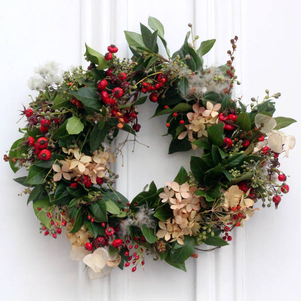 Deck The Doors Christmas Wreath Workshops How To Spend It