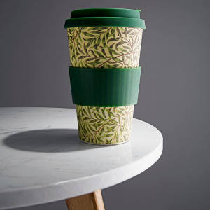Ecoffee Willow cup, £10.95 for 12oz, £11.95 for 14oz