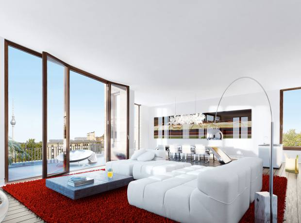 Living 108, apartments from €229,500 through Berlin Capital Investments