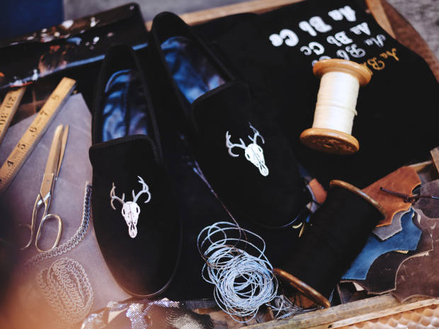 1f7a660254a4 Bespoke slippers with fresh flair | How To Spend It