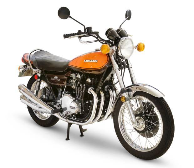 1972 Kawasaki 903cc Z1, £12,000-£18,000