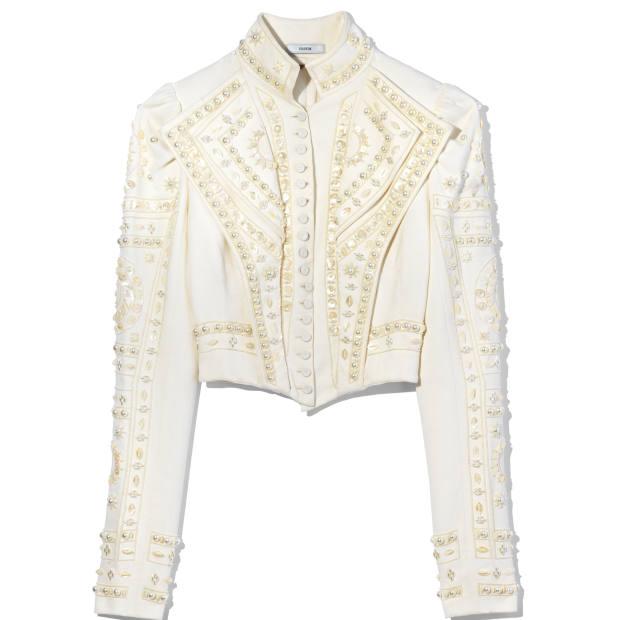 Erdem jacket, £2,995
