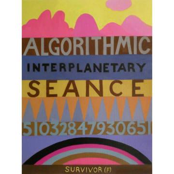 Survivor(F)/Algorithmic Interplanetary Séance (2016-19), by Suzanne Treister