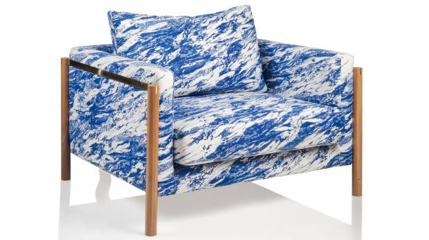 Armchair by Anatomy Design and Nicole Levenberg, £8,000-£12,000