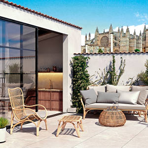 In Palma de Mallorca'sOld Town, the 16th-century palace Pont 1 Vicnow houses nine modern apartments with period features, €600,000-€4.1m