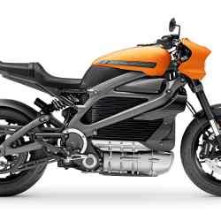 Harley-Davidson LiveWire, £28,995