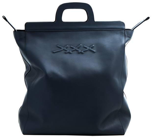 XXX calfskin bag, £1,480