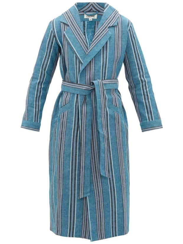 P.Le Moult cotton robe, £245,matchesfashion.com