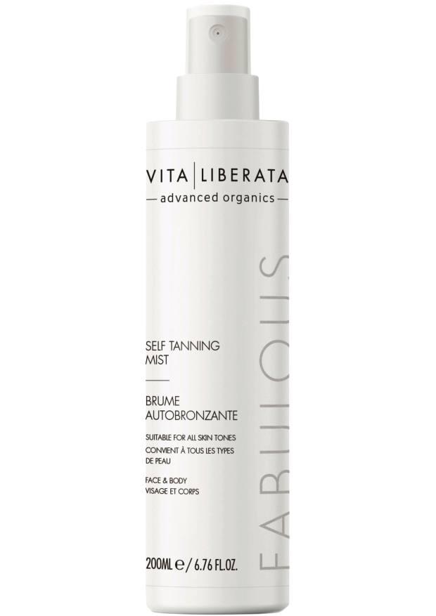 VitaLiberata Fabulous Self-Tanning Mist, £15