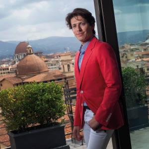 Edgardo Osorio at SE.STO on Arno