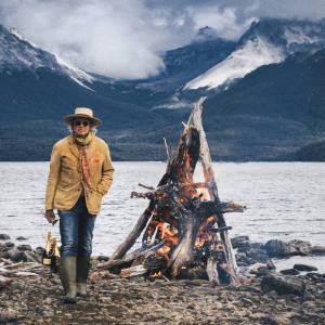Argentinian superchef Francis Mallmann will cook on open fires to reflect the cooking techniques of the gauchos and Native Americans