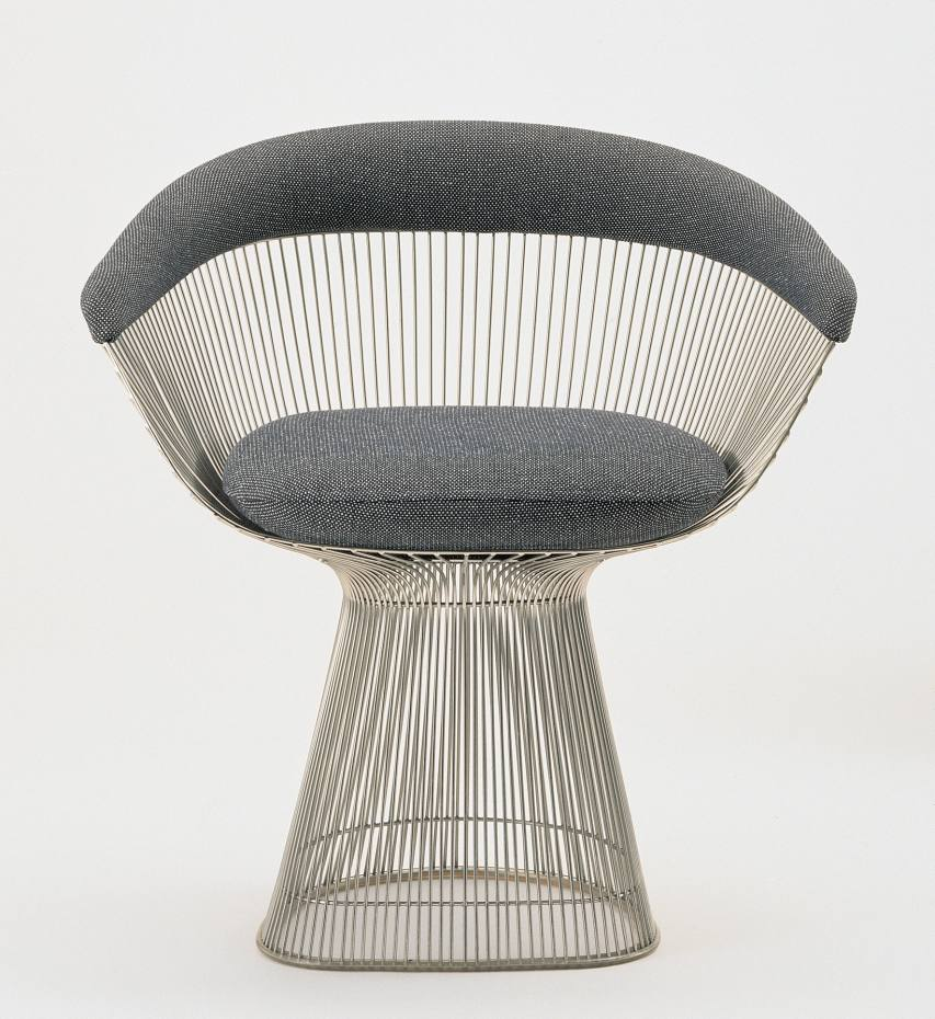 Warren Platner armchair, as seen in Quantum of Solace, about £2,480