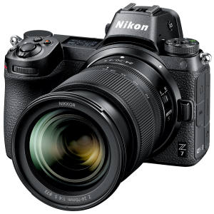 Nikon Z6, from £2,699; Z7, from £3,999; both with 24-70mm Z-series lens