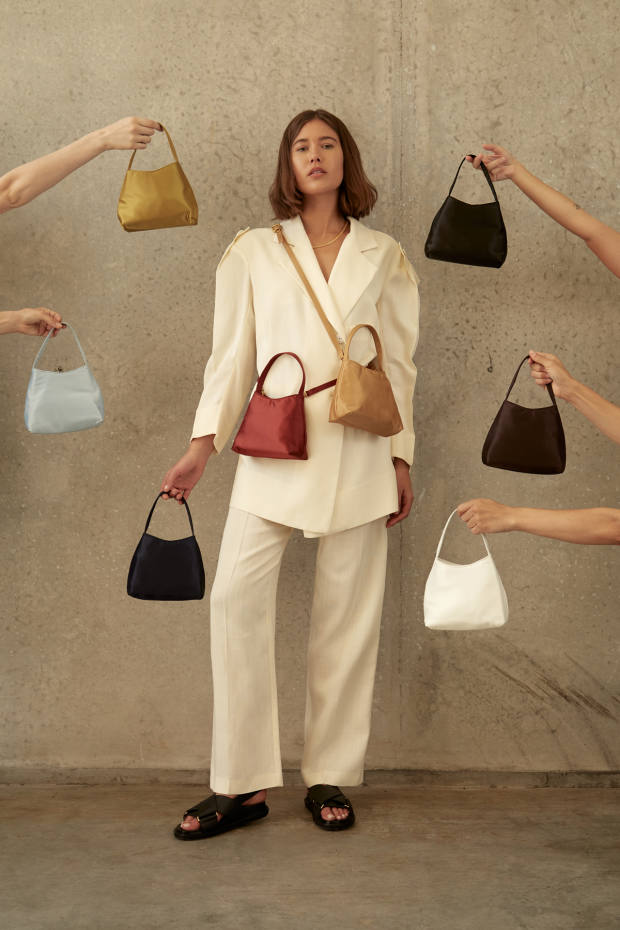 Australian accessories brand Brie Leon will donate AU$20 from each sale of its Mini Chloe bags