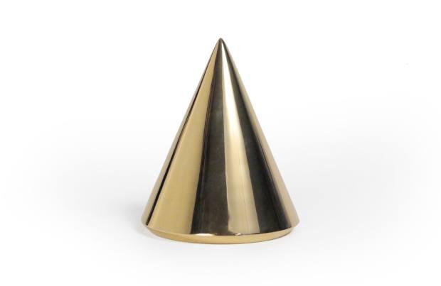Vanina Vanini brass paperweight, £95