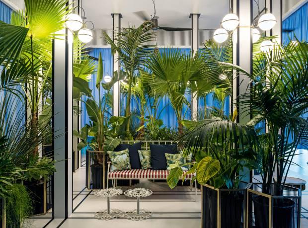 DimoreStudio Verande room installation at Design Miami/Basel, price on request