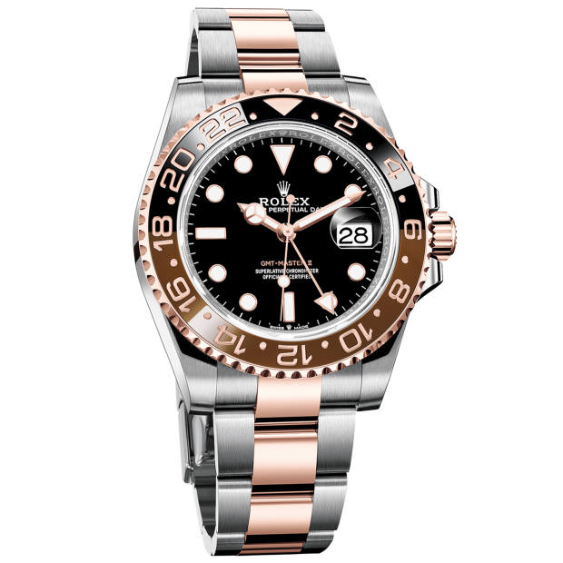 Rolex GMT-Master, from £7,150