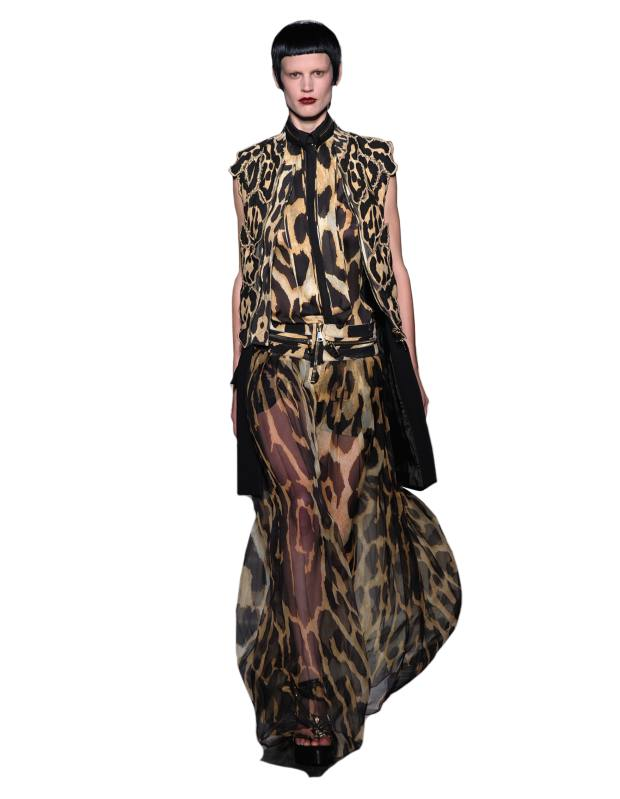 From the Givenchy by Riccardo Tisci spring/summer collection.