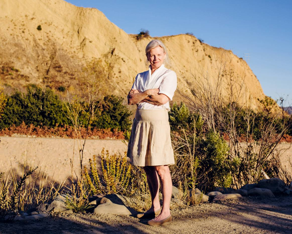 Kristine Tompkins has helped create national parks in Chile and Argentina