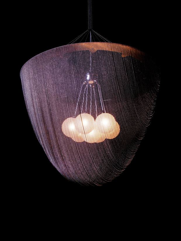 Willowlamp Pod lamps, similar commissions £3,681