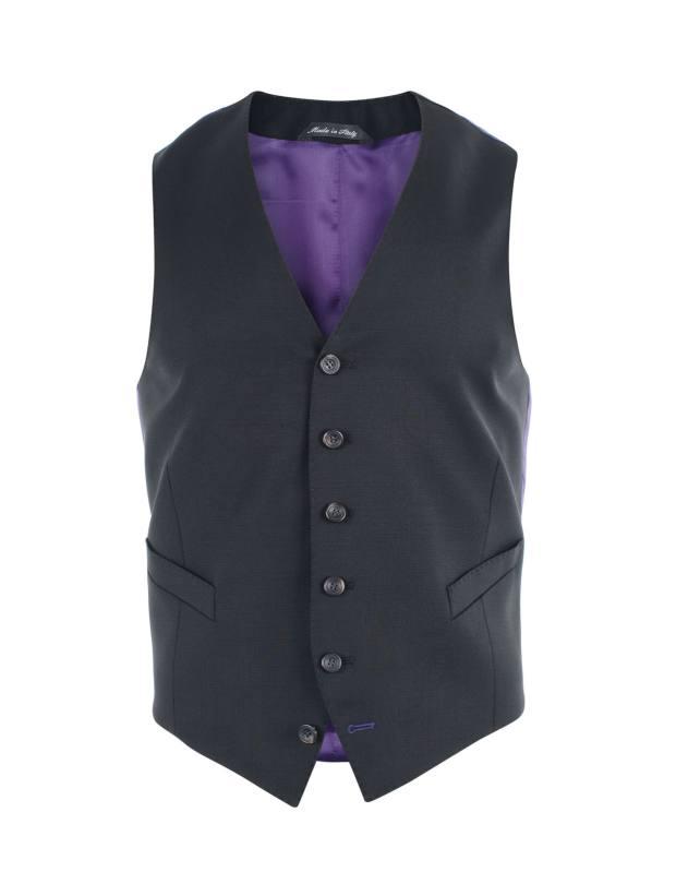 Paul Smith wool-and-mohair mix London waistcoat, £200